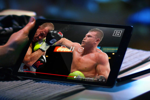 DAZN to expand globally with a boxing-focused platform