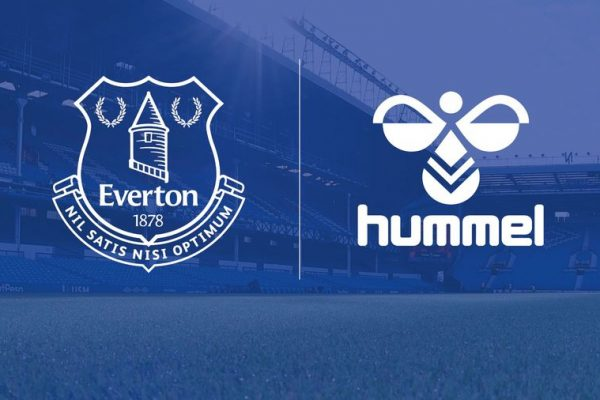 Everton signs club-record kit deal with Hummel
