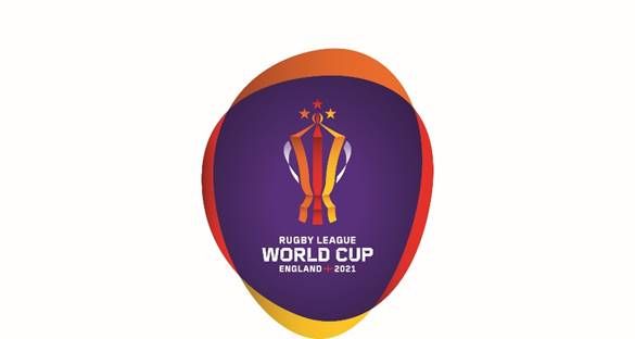 Rugby League World Cup 2021 unveils new brand identity