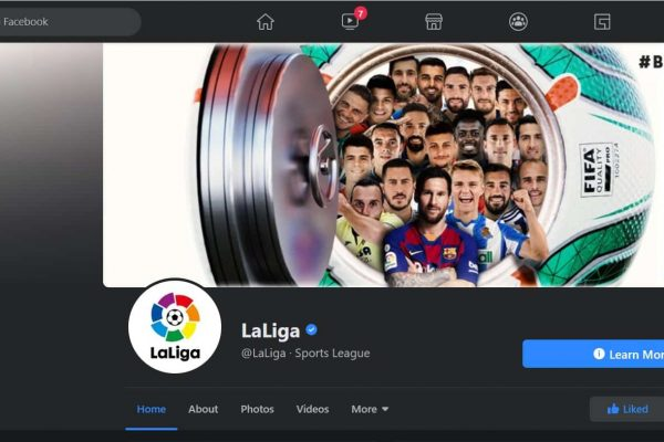 LaLiga partners Mediapro to enhance viewing experience on Facebook Watch in India