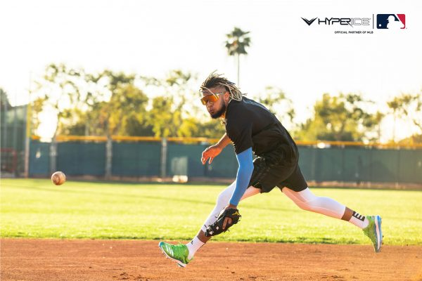 MLB signs Hyperice as its official recovery technology partner