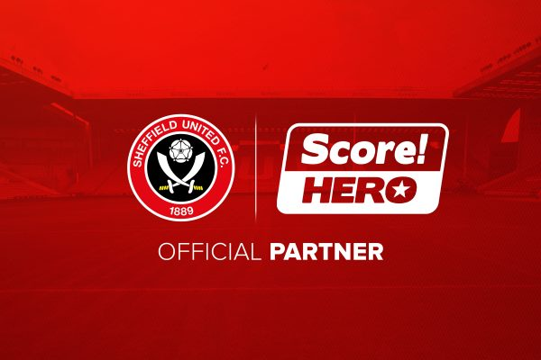 Sheffield United signs First Touch Games as global partner