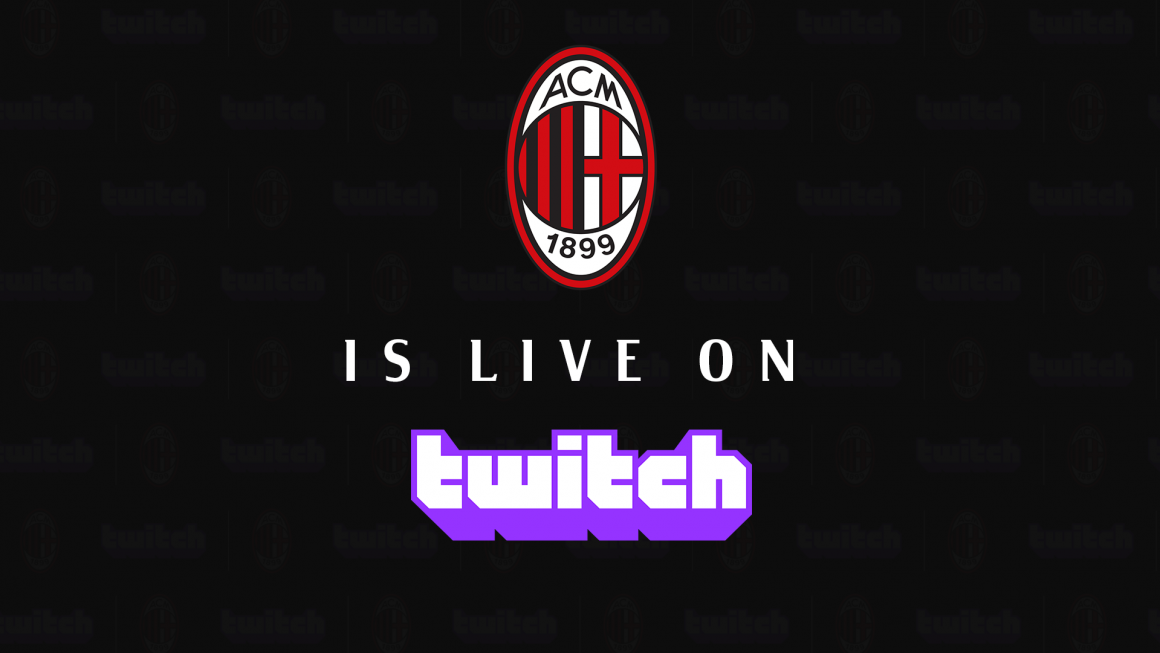 AC Milan Launches On Twitch