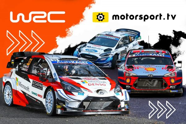 The FIA World Rally Championship and Motorsport Network launch OTT channel
