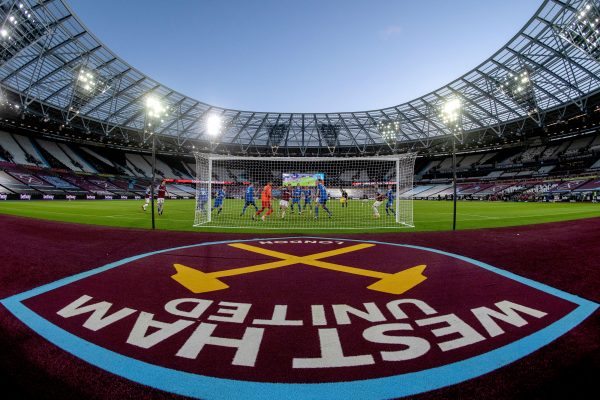 West Ham United agrees three-year partnership with Shutterstock