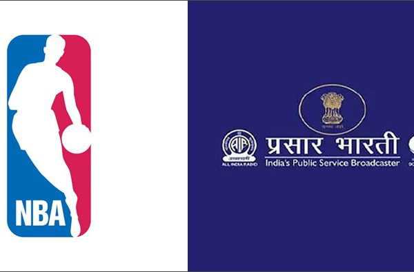NBA agrees broadcasting partnership with Prasar Bharti in India