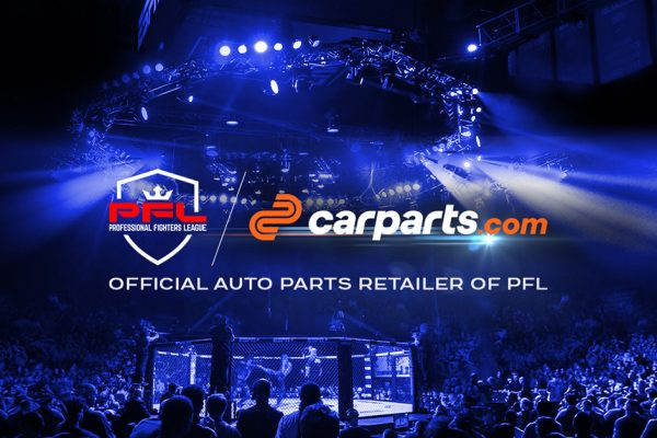 PFL signs CarParts as presenting partner