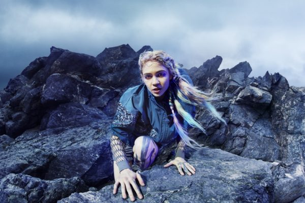 Adidas unveils Grimes as the new face for Fall collection 2019