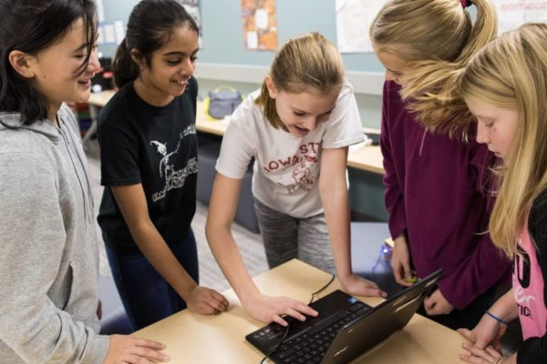 Google unveils 'Code with Google' to bring coding to classrooms