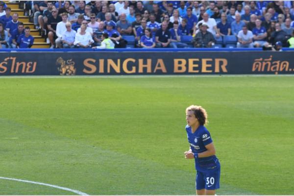 Chelsea FC to serve Singha beer until 2022