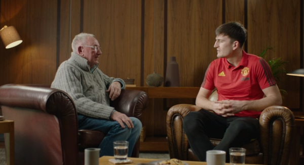 Man United partners Cadbury to address the issue of loneliness among older people