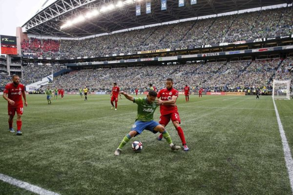 Major League Soccer signs Second Spectrum as Advanced Tracking Data Provider