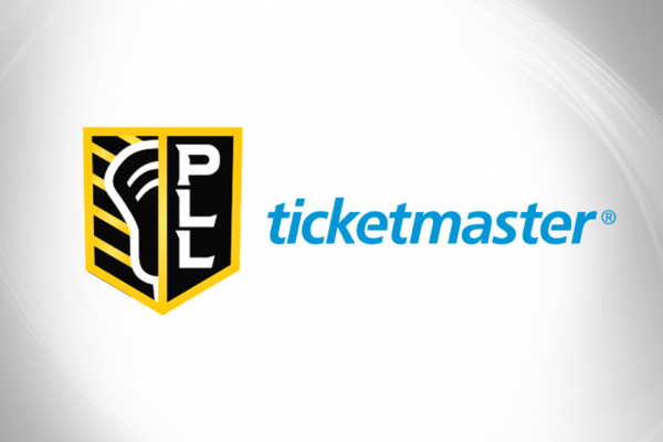 Premier Lacrosse League books Ticketmaster as Official Ticketing Partner