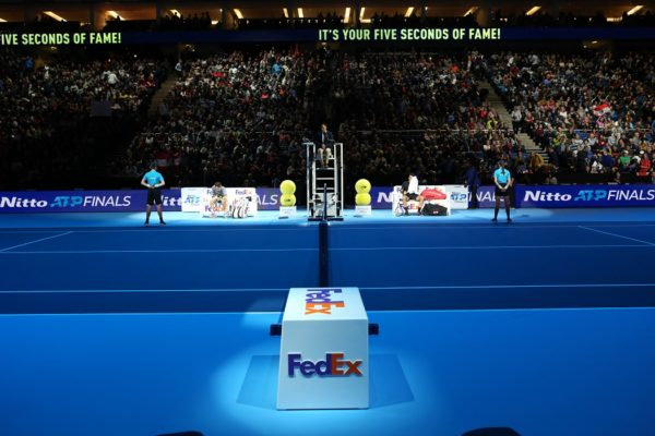 ATP World Tour renews partnership with FedEx