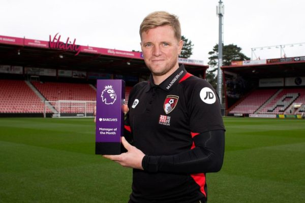 Eddie Howe proves to be the Premier League's best investor, says study