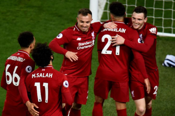 Liverpool overtakes Manchester United in UK Sponsorship, says survey