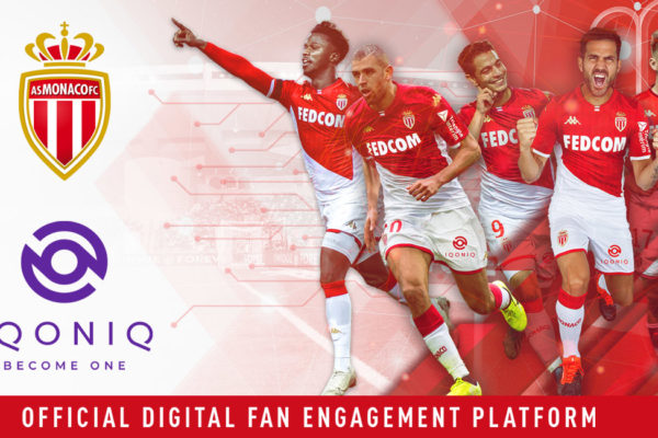 AS Monaco names Iqoniq as official digital fan engagement platform