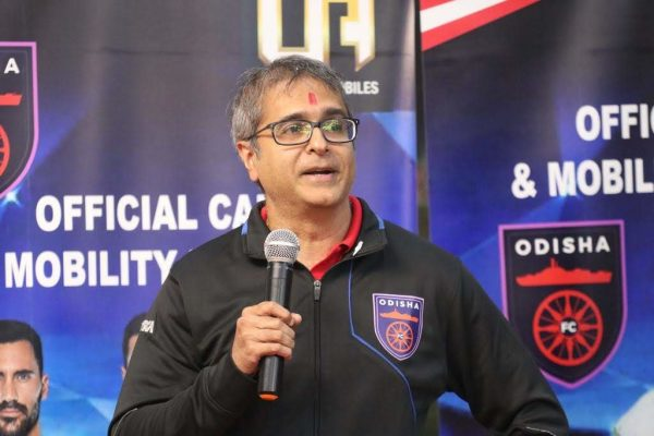 """Odisha FC ex-CEO Ashish Shah: """"More investments will be made towards safety & digital technologies to make the experience seamless for all"""""""