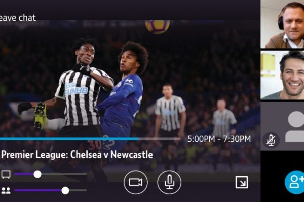 BT Sport introduces 'Watch Together' to boost fan engagement