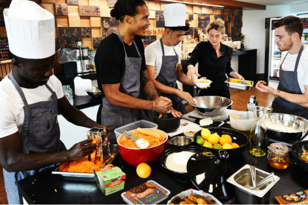 Liverpool FC partners Quorn for food sustainability