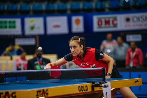 "Olympian Manika Batra: ""More brands should sponsor TT players as the sport is fast & exciting"""