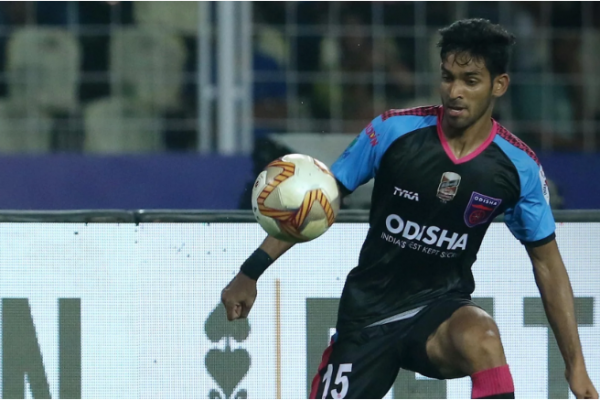 Indian footballer Shubham Sarangi talks about off-season routine, mental health & brand association