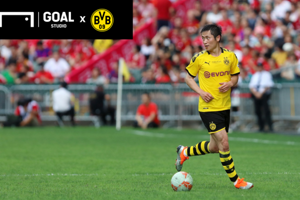 Borussia Dortmund inks agreement with GOALSTUDIO