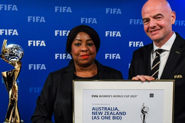 Australia and New Zealand to host the FIFA Women's World Cup 2023