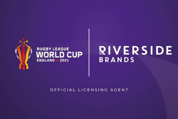 Rugby League World Cup 2021 signs Riverside Brands as licensing agent