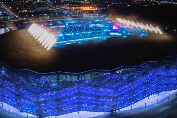Qatar announces completion of Education City Stadium
