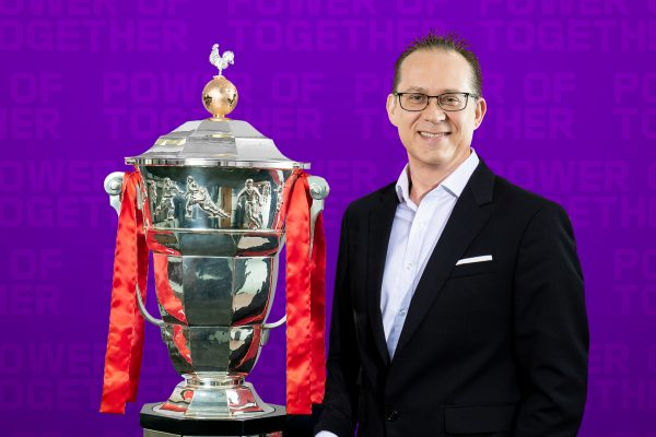 RLWC2021 CEO Jon Dutton on overcoming Covid-19 challenges to ensure a successful tournament, brands association & social impact