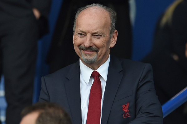 Peter Moore to step down as LFC CEO, Billy Hogan to assume role from September