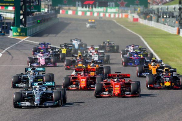 Formula 1 and Zoom signs virtual paddock club partnership