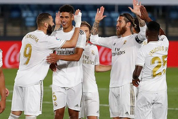 Real Madrid and Legends announce a distribution agreement for multi-channel licensed products