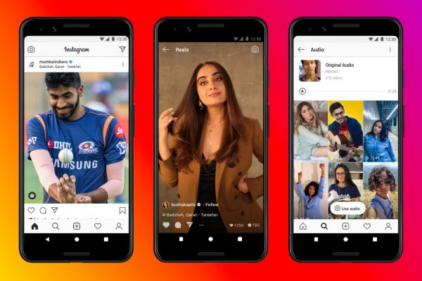 Instagram rolls out 'Reels' in India to capture the space left by TikTok