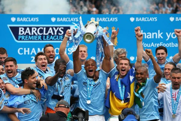 Manchester City's two-year ban overturned by CAS