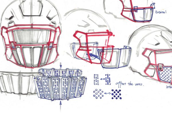 NFL, Oakley to come out with face shields to protect players