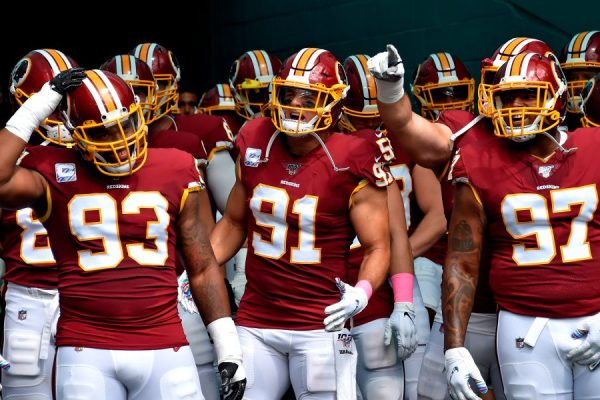 Investors put pressure on Nike, FedEx & Pepsi to end association with Washington Redskins