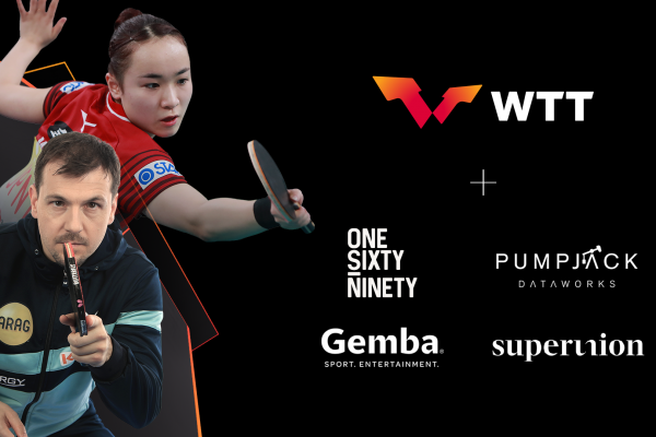 WTT signs strategic partnerships with 160over90, Pumpjack Dataworks, Gemba & Superunion