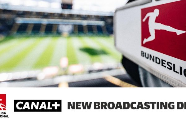 CANAL+ becomes the official French language broadcaster of the Bundesliga in sub-Saharan Africa