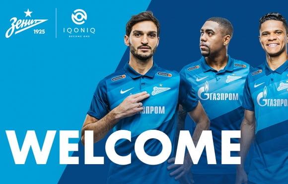 FC Zenit signs Iqoniq as official fan engagement partner until 2023