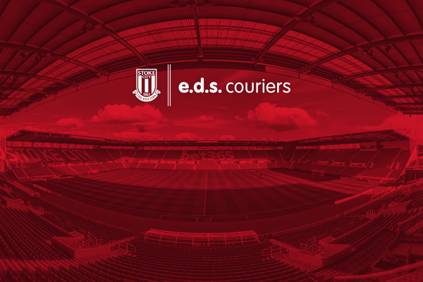 Stoke City names EDS Couriers as official logistic partner