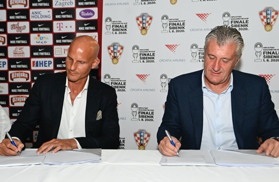Croatian Football Association signs 10-year broadcast deal with Endorphin Magine