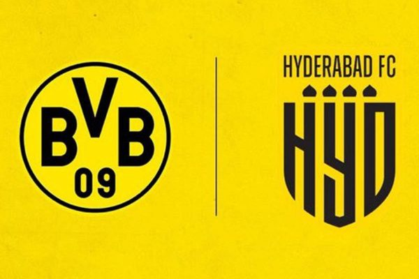 Hyderabad FC named as the official 'Club Partner' of Dortmund in India