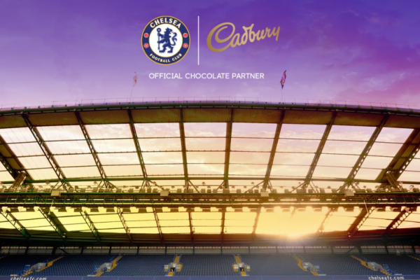 Chelsea FC names Cadbury as global chocolate partner