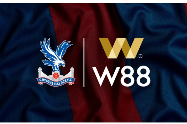 Crystal Palace FC names W88 as shirt sponsor until 2021
