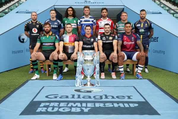 BT Sport to provide wall-to-wall coverage of Gallagher Premiership Rugby return