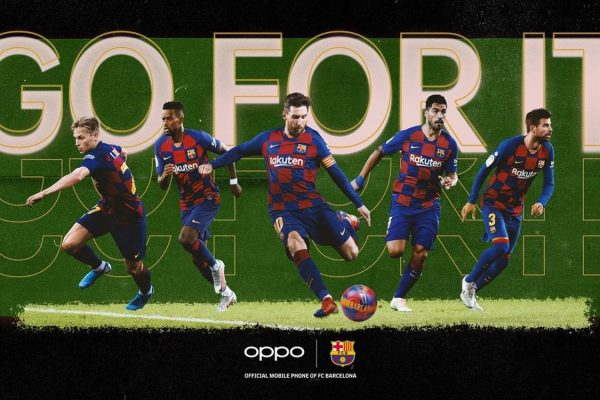 """OPPO urges Barça fans to """"Go for it"""" in latest digital campaign"""