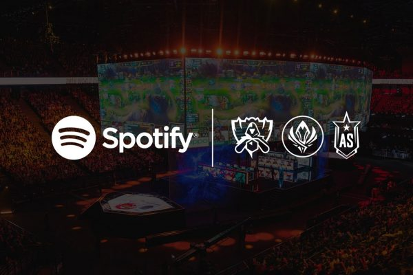 Riot Games signs Spotify as official audio streaming partner