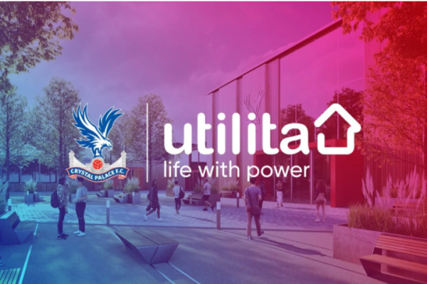 Crystal Palace extends agreement with Utilita Energy
